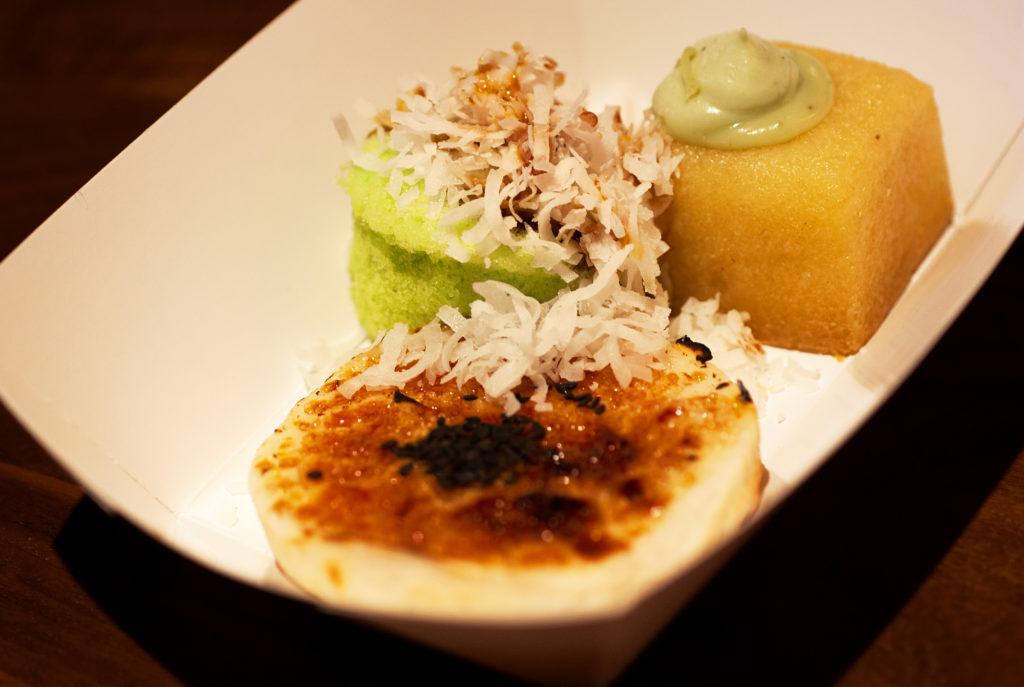 indonesian desserts at moon man