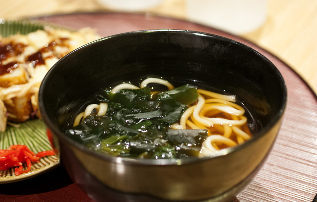 udon at konbini