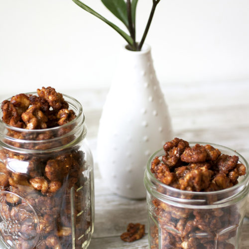 imbarque pumpkin spice nuts