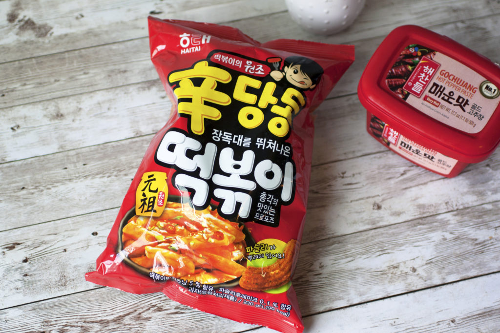 shindangdong tteokbokki chips